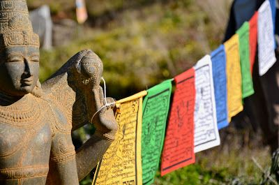 Faerymother: Windhorse- the rich meaning of Tibetan Prayer Flags