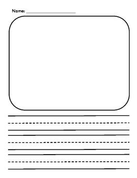 Number Names Worksheets : pre k writing paper ~ Free Printable ...
