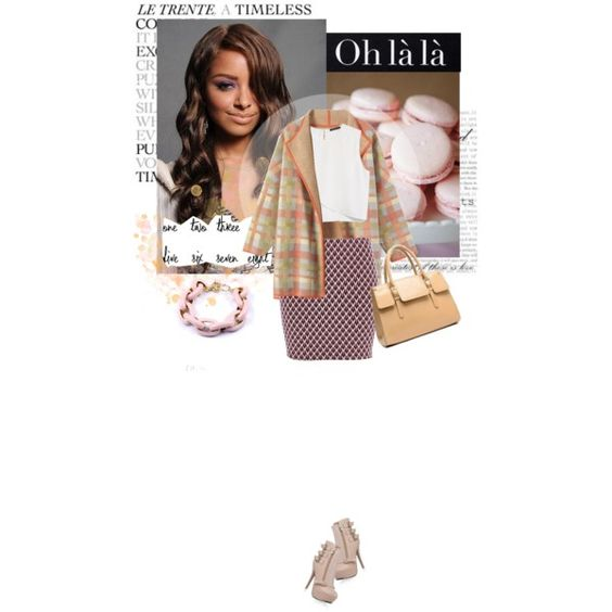 """Charming lady"" by black-rose-oara on Polyvore"