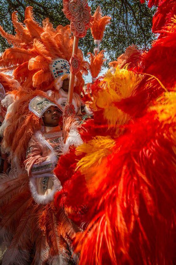 Roy Guste Mardi Gras New Orleans