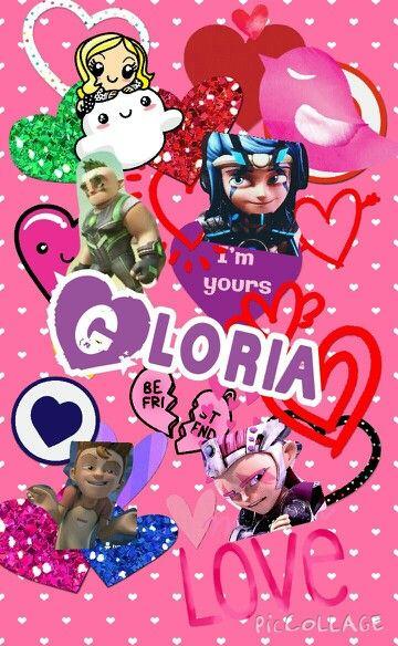 Gloria,eres la mejor. Tu siempre me ayudas y me animas y estas ahi cuando te necesito.Por eso,te he echo esta imagen,para que veas lo mucho que te quiero BFF.Con muchisimo cariño de una de tus mejores amigas @Daniela_Rv <3