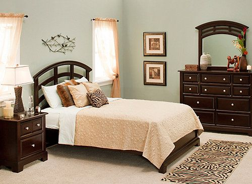 Horizon 4Pcking Platformlook Bedroom Set  Bedroom Sets Amusing Raymour And Flanigan Bedroom Sets Decorating Design