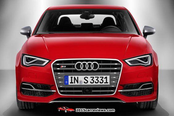 2014 Audi S3 Sedan Performance and Design
