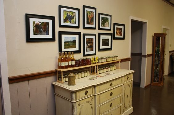 Black Rock Vineyard is a small vinifera vineyard in the upper part of Moore County, NC.