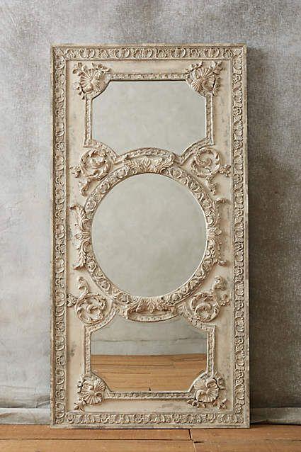 Rococo Mirror - anthropologie.com: