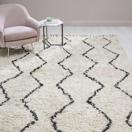 Tile Wool Kilim Rug Wool Area Rugs Cool Rugs Tile Rug