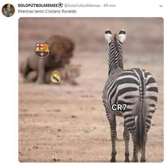 Los Memes Del Barça Real Madrid Los Mejores Memes De Fútbol España Argentina Real Madrid F C Barcelona Boca Memes De Fútbol Barca Real Memes Del Clasico