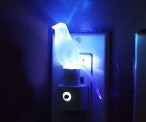 Blue Canary Night Light http://www.thisiswhyimbroke.com/blue-canary-night-light