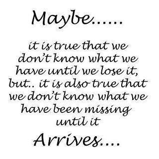 take a chance...