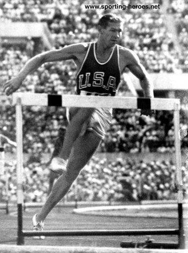 Glenn Davis U S A 400m Hurdles Champion At 1956 Amp 60