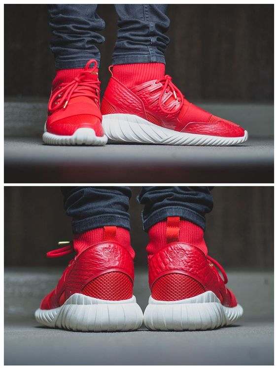 Adidas Tubular Doom Chinese New Year