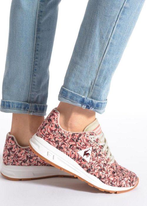 baskets a fleurs selection de sneakers fleuries pour le