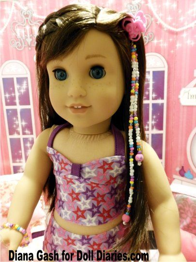 Pinterest The Worlds Catalog Of Ideas - Doll hairstyles for grace