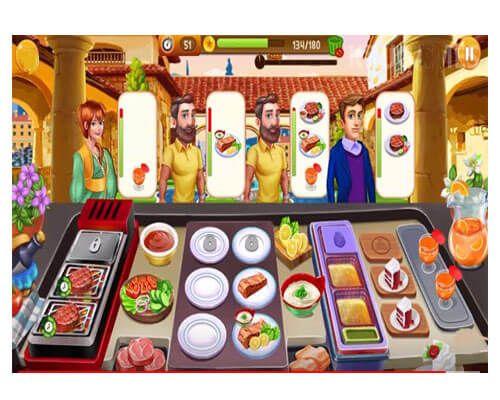 تعتبر لعبة الطبخ كوكينج داي Cooking Day من العاب الطبخ الجديدة على متجر قوقل هل انت جاهز لادارة مطبخ وتقديم الطعام الظازج للزبا Restaurant Game Ios Games Games
