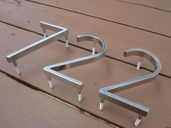 home depot modern house numbers curb appeal curb appeal shop house letters amp numbers in the