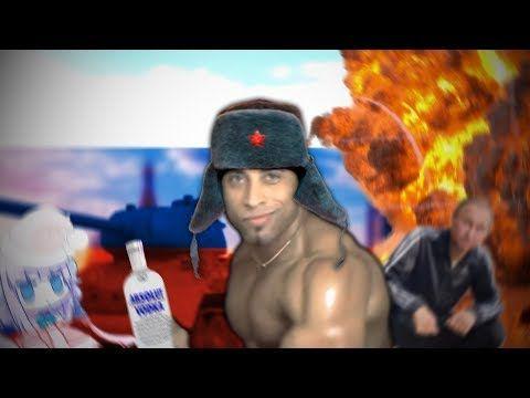 Ricardo Milos Goes To Russia Epic Hardbass Xd Youtube Funny Faces Funny Memes Memes