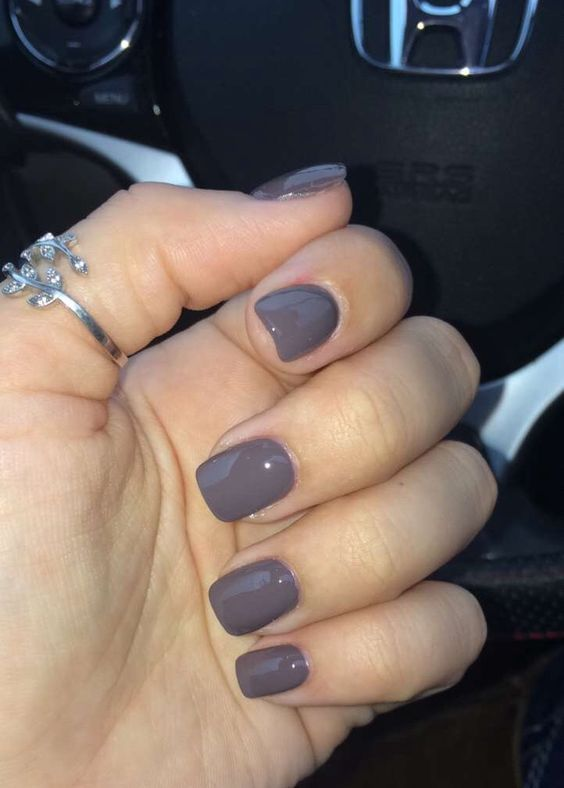 Opi Nails Acrylic Square Small Are You Looking For Fall Acrylic Nail Colors Design For This Autum Squoval Acrylic Nails Fall Acrylic Nails Short Acrylic Nails
