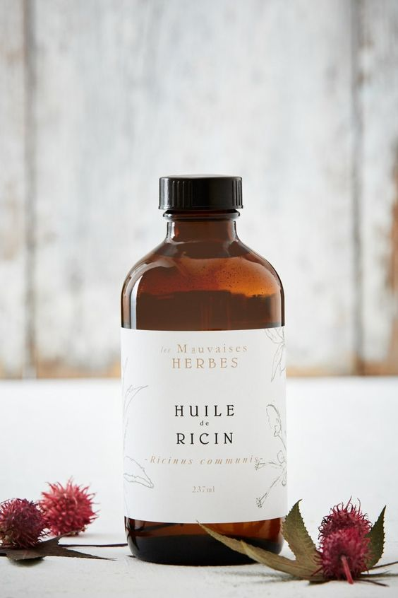 L'huile de ricin: pour des cheveux de Raiponce et des cils de Bambi - Les Trappeuses
