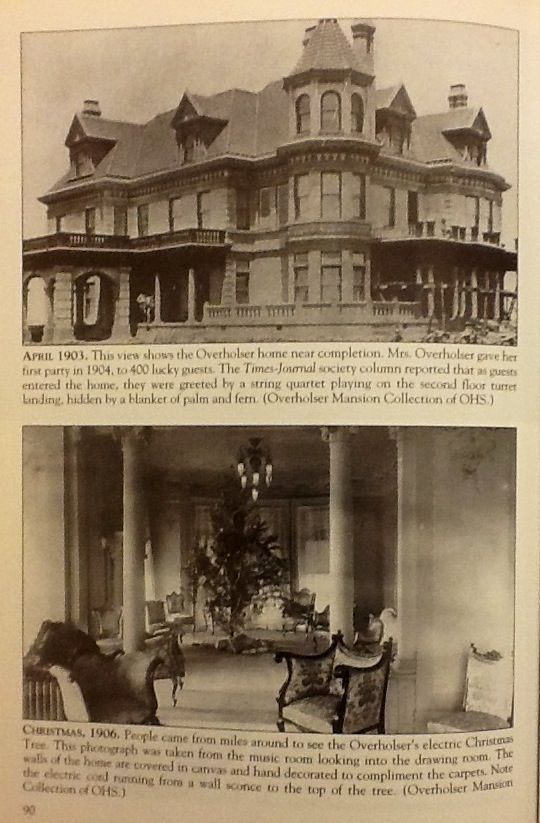 April 1903 Overholser Mansion Oklahoma History Indian Territory Oklahoma Places To Go