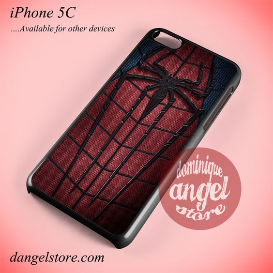 Amazing Spiderman Suit Phone case for iPhone 5C and another iPhone devices