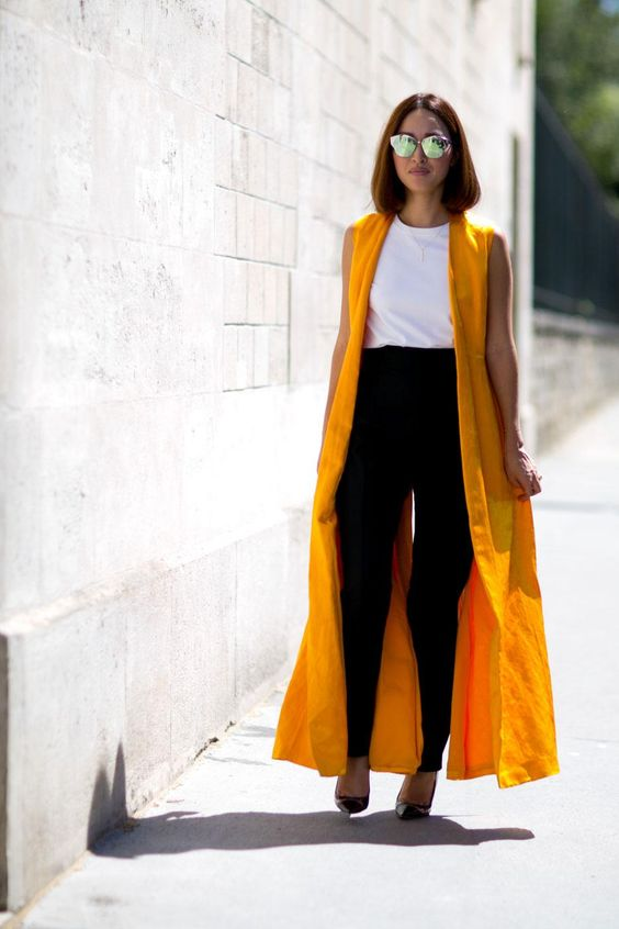 Killer Street Style Outfits You NEED To See From Paris Haute Couture Week Fall 2015 | StyleCaster: