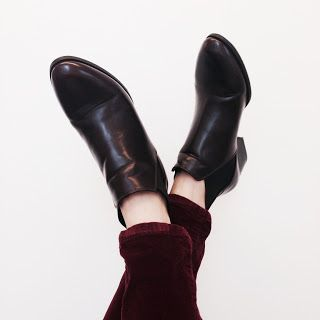 Currently Loving // ankle boots