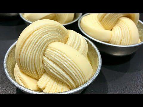طريقة تشكيل معجنات بطريقة سهلة وبسيطة Easy Way To Prepare Pastry Food Cooking And Baking Recipes