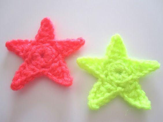 Crochet Stars DIY