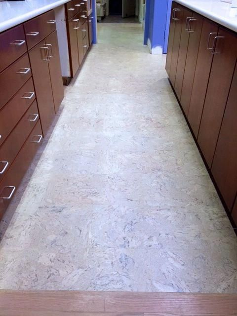 Light Cork Flooring Can Wow In Your Kitchen Now You Can Get The