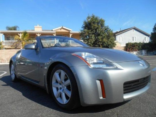 Convertible 2004 Nissan 350z Touring With 2 Door In Downey Ca 90241 Nissan 350z Nissan Cars Nissan