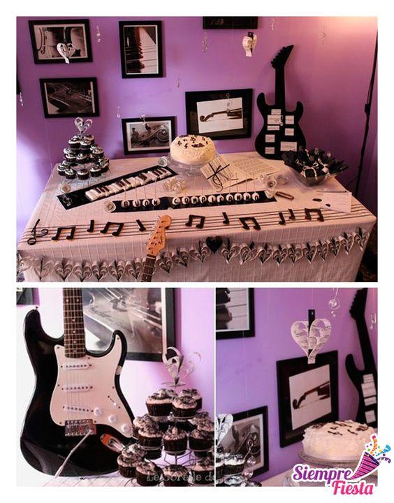 Ideas para fiesta de cumpleaños musical de Hannah Montana. Encuentra todo para tu fiesta en nuestra tienda online: http://www.siemprefiesta.com/fiestas-infantiles/ninas/articulos-hannah-montana.html?utm_source=Pinterest&utm_medium=Pin&utm_campaign=HannahMontana