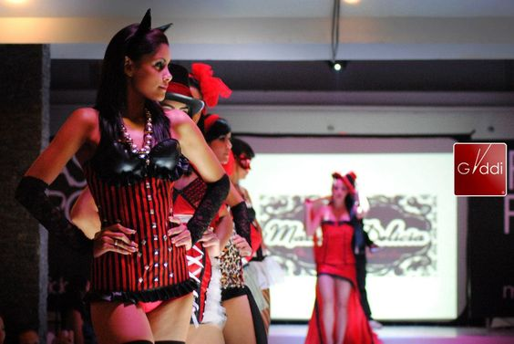 Patiya Fashion Project Mérida 2012