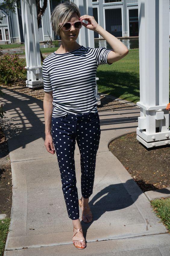 Stripes/Dots