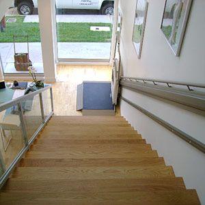 garaventa incline wheelchair lift xpress ii wheelchair. Black Bedroom Furniture Sets. Home Design Ideas
