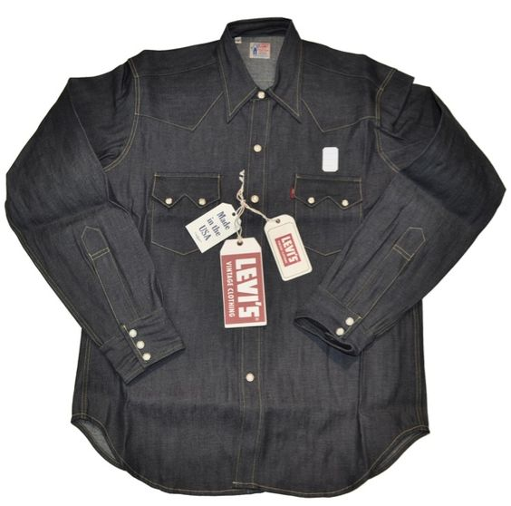 Details About Levis Lvc Vintage Clothing 1955 Made Usa