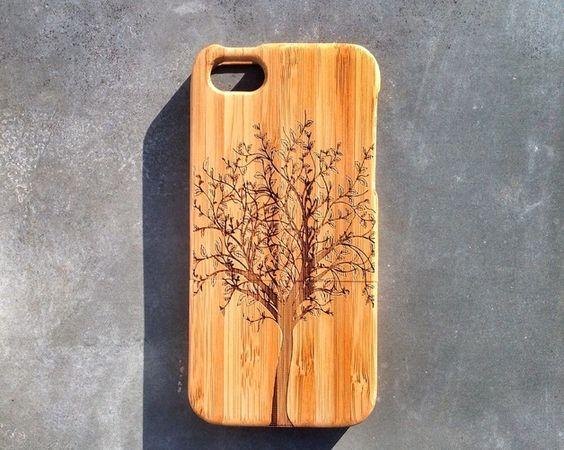 Schutzhülle  iPhone 5 / 5s 'Baum des Lebens'