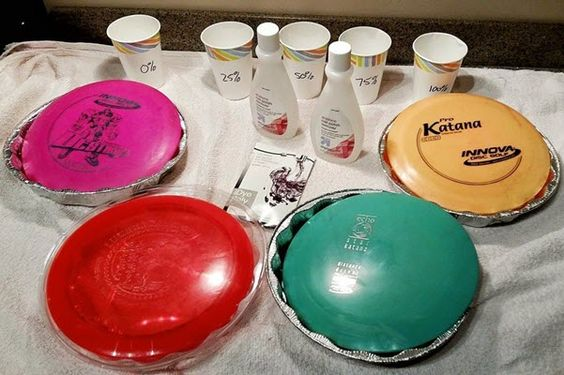 How To Dye A Disc Golf Disc