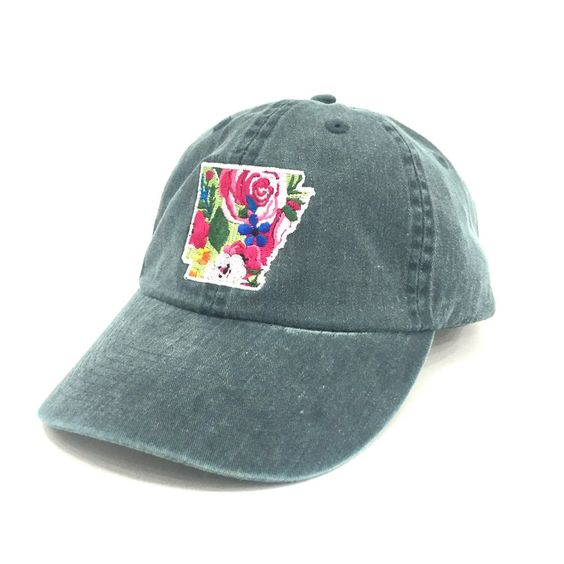 We are so excited to have our Signature Floral Hat showing our State Pride of…