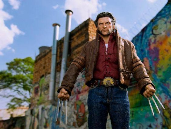 "O mutante Wolverine, da Marvel, surge na Vila Madalena, na mostra ""Heróis Urbanos"""