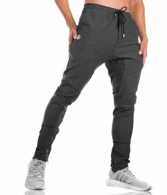 calça moletom masculina modelo Slim