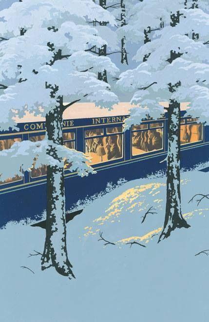 **Orient Express. Andrew Davidson.