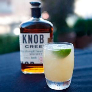 Oooh.  Knob Creek Sour Ginger-must try!