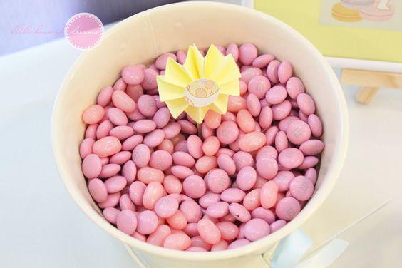 M Flower pot