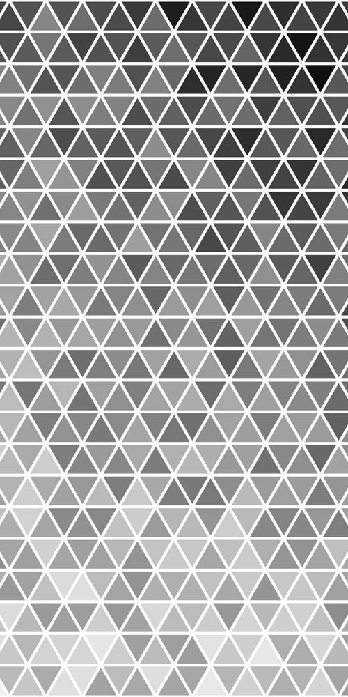 Vector Abstract Triangle Pattern Background Design