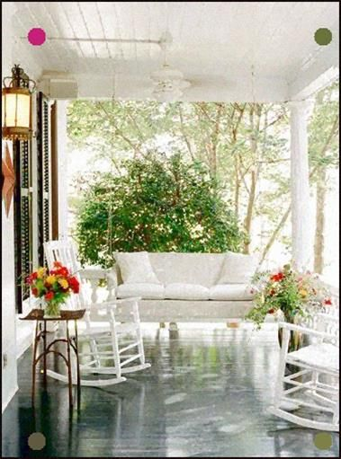 Every Country Home Needs A Porch Swing Front Porch Swing Porch