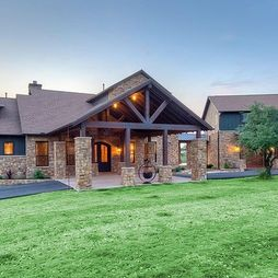 Love The ExteriorTexas Home Plans Exterior Home Design - Traditional Ranch Style Homes