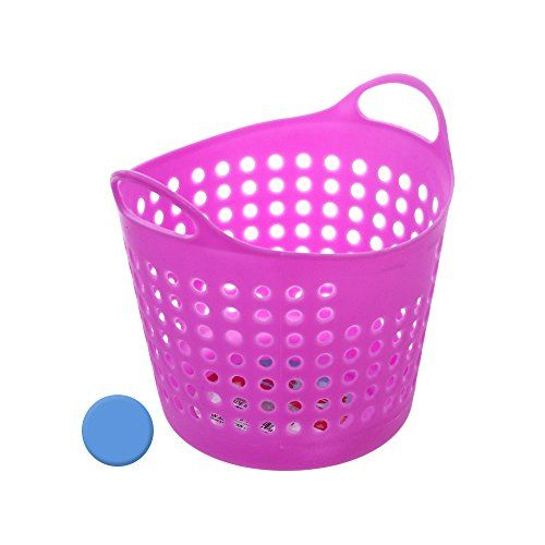 123 Wholesale Set Of 36 Small Round Storage Basket Household