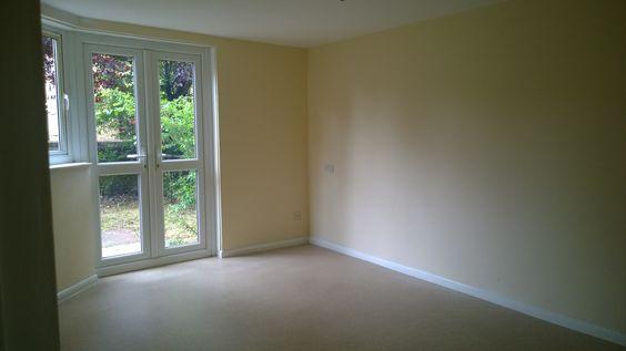 Frontroom Complete rewire, decorating, upvc door & window reinstallation