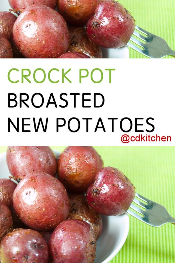 Made with red potatoes, olive oil, Italian dressing mix | CDKitchen.com
