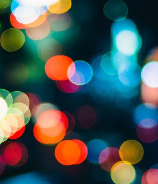 Pin By Sumi Hartati On My Saves Blur Photo Background Blurry Lights Background Hd Wallpaper